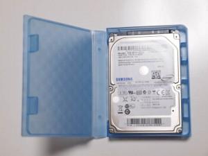 サンコー 2.5inchHDD用保護ケース AKIBA225
