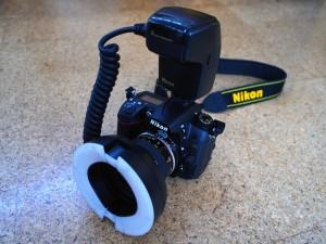 MF18 デジタルマクロ D7000 55mm f3.5